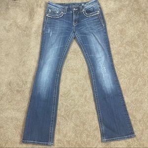 Women's Miss Me Bootcut Jeans Size 29